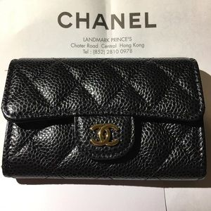 d548128e9c77 CHANEL Bags - New Authentic Classic Chanel Card Holder